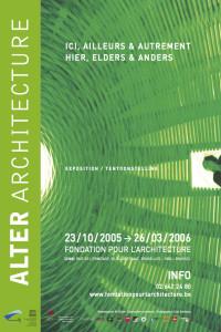 pub_2005_AlterArchitecture_Affiche