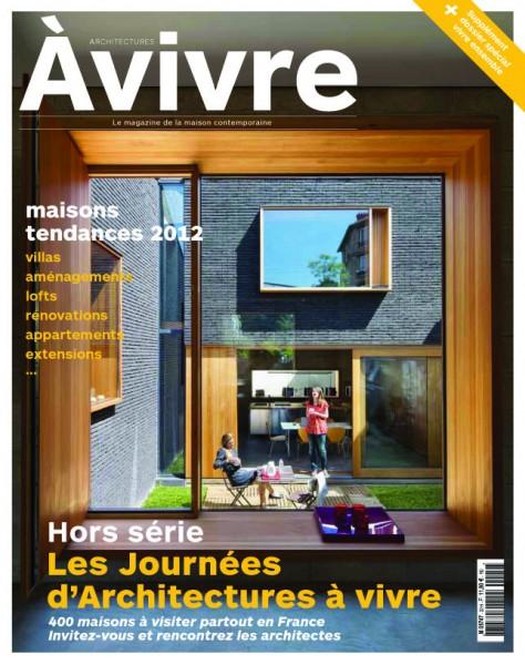 2012-22/06-24/06 – À vivre : maisons tendance 2012 & journées d'Architectures