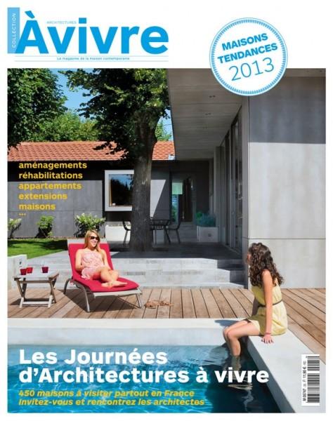 2013-22/06-23/06 – À vivre : maisons tendance 2013 & journées d'Architectures