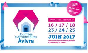 2017-17/06-18/06 – À vivre : journées d'Architectures