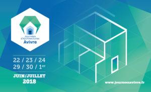 2018-22/06-23/06 – À vivre : journées d'Architectures