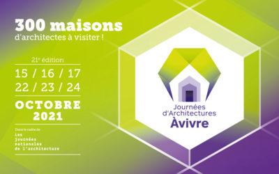 2021-22/10-24/10 – À vivre : journées d'Architectures